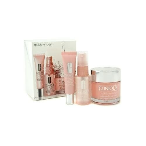 Clinique 3pcs Moisture Surge Set