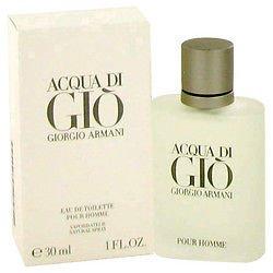 ACQUA DI GIO by Giorgio Armani Eau De Toilette Spray 1 oz (Men)