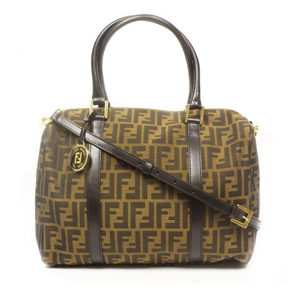 Fendi Baulotto Duffel Bag