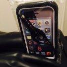Iphone 5/5S White & Black Hd Case W/ Kick Stand & Stylus