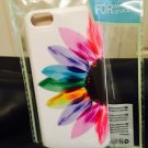 Iphone 5/5S Colorful Sunflower White Case