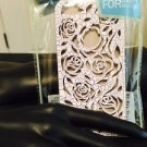 Iphone 5/5S Lavender Carved Floral iPhone Case