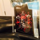 iPhone 5/5S Black Fearless Pirate Skull & Dagger Case