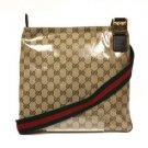 Gucci Web Messenger Bag