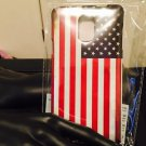 Samsung Galaxy Note 4 Faded Glory American Flag Case