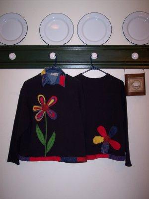 Raggedy Flower Sweatshirt Pattern TCB208-1