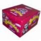 Bubbaloo Sour Cherry Bubble Gum-60 ct