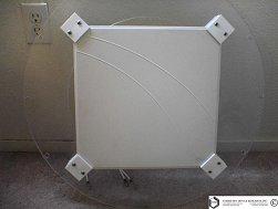 Wi-Fi Dual-Band 2.4GHz/5.8GHz Long Range Parabolic Dish Microstrip Antenna Kit