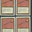 Tawnos's Wand x4 - NM - 4th Edition - Magic the Gathering