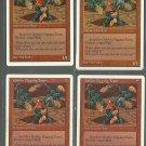 Goblin Digging Team x4 NM 5th Edition
