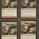 Thunderbolt x4 NM Avacyn Restored Magic the Gathering