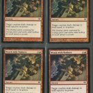 Wrack with Madness x4 NM Dark Ascension Magic the Gathering