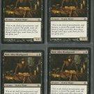 Bane Alley Blackguard x4 NM Dragons Maze Magic the Gathering