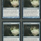 Uncovered Clues x4 NM Dragons Maze Magic the Gathering