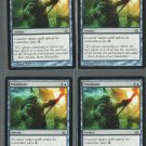 Mindstatic x4 NM Dragons Maze Magic the Gathering