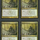 Rot Farm Skeleton x4 NM Dragons Maze Magic the Gathering