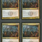 Fluxcharger x4 NM Dragons Maze Magic the Gathering