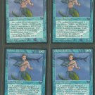 Vodalian Soldiers V4 x4 - Good - Fallen Empires - Magic the Gathering