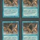 Homarid Warrior V3 x4 - Good - Fallen Empires - Magic the Gathering