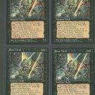 Basal Thrull V3 x4 - Good - Fallen Empires - Magic the Gathering