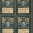 Initiates of the Ebon Hand V3 x4 - Good - Fallen Empires - Magic the Gathering
