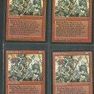 Raiding Party x4 Good Fallen Empires Magic the Gathering