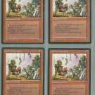 Goblin Chirurgeon V3 x4 - Good - Fallen Empires - Magic the Gathering