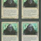 Farrel's Zealot V2 x4 - Good - Fallen Empires - Magic the Gathering
