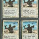 Icatian Javelineers V2 x4 - Good - Fallen Empires - Magic the Gathering