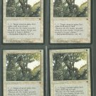 Icatian Scout V1 x4 - Good - Fallen Empires - Magic the Gathering