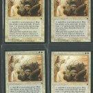 Farrelite Priest x4 Good Fallen Empires Magic the Gathering