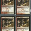 Arrows of Justice x4 NM Gatecrash Magic the Gathering