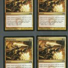 Martial Glory x4 NM Gatecrash Magic the Gathering