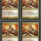 Skyknight Legionnaire x4 NM Gatecrash Magic the Gathering