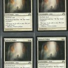 Debtor's Pulpit x4 NM Gatecrash Magic the Gathering
