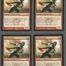 Bomber Corps x4 NM Gatecrash Magic the Gathering