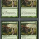 Verdant Haven x4 NM Gatecrash Magic the Gathering