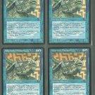 Labyrinth Minotaur x4 Good Homelands Magic the Gathering
