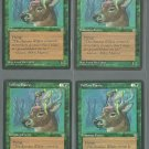 Willow Faerie x4 Good Homelands Magic the Gathering
