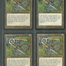 Barbed Sextant x4 Good Ice Age Magic the Gathering