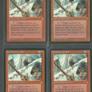 Barbarian Guides x4 - Good - Ice Age - Magic the Gathering