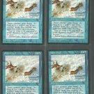 Snow Devil x4 - Good - Ice Age - Magic the Gathering