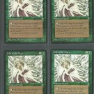 Folk of the Pines x4 - Good - Ice Age - Magic the Gathering