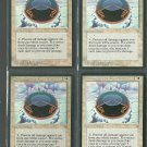 Circle of Protection White x4 Good Ice Age Magic the Gathering