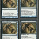Sensory Deprivation x4 NM Innistrad Magic the Gathering