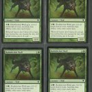 Darkthicket Wolf x4 NM Innistrad Magic the Gathering