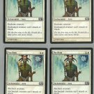Pacifism x4 NM Magic 2013 Magic the Gathering