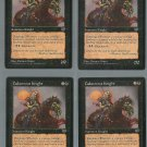 Cadaverous Knight x4 - NM - Mirage - Magic the Gathering