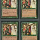 Granger Guildmage x4 NM Mirage Magic the Gathering