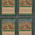 Superior Numbers x4 NM Mirage Magic the Gathering